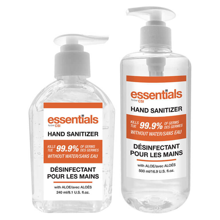 Hand Sanitizer - Canada Only